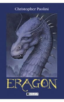 Christopher Paolini: Eragon cena od 344 Kč
