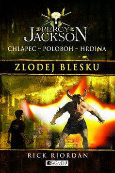 Rick Riordan: Percy Jackson Zlodej blesku cena od 364 Kč