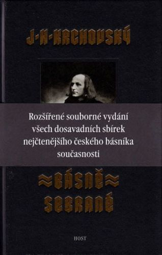 J. H. Krchovský: Básně sebrané cena od 0 Kč