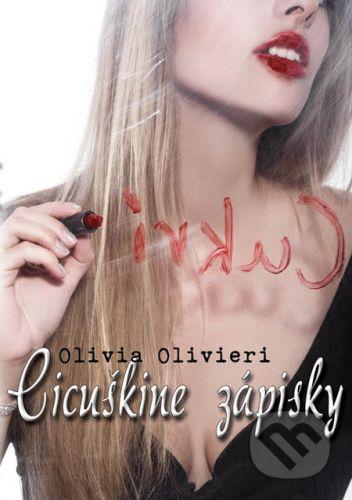 Olivia Olivieri: Cicuškine zápisky cena od 179 Kč
