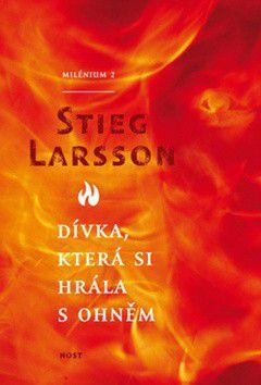 Stieg Larsson: Dívka, která si hrála s ohněm cena od 204 Kč