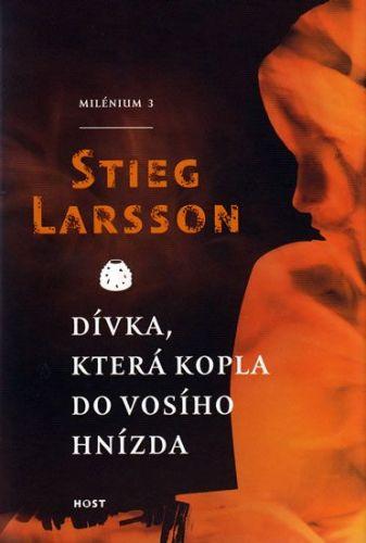 Stieg Larsson: Dívka, která kopla do vosího hnízda cena od 277 Kč