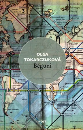 Olga Tokarczuk: Běguni cena od 182 Kč
