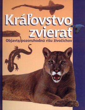 Kolektív autorov: Kráľovstvo zvierat cena od 0 Kč