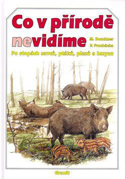 Pavel Procházka, Miroslav Bouchner: Co v přírodě nevidíme cena od 192 Kč