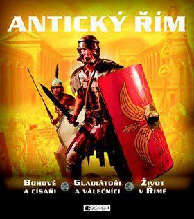 Philip Steele: Antický Řím cena od 204 Kč