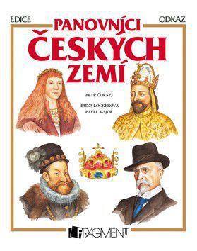 Petr Čornej, Jiřina Lockerová, PhDr: Panovníci českých zemí cena od 0 Kč