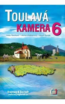 Iveta Toušlová: Toulavá kamera 6 cena od 243 Kč