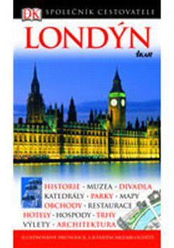 Michael Leapman: Londýn - Společník cestovatele cena od 559 Kč