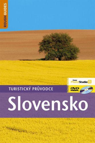 Humphreys Rob: Slovensko - Turistický průvodce (bez DVD) - 2. vydání cena od 292 Kč