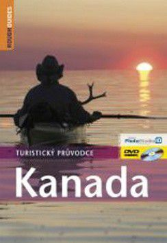 Phil Lee, Tim Jepson: Kanada - Turistický průvodce (bez DVD) cena od 1072 Kč