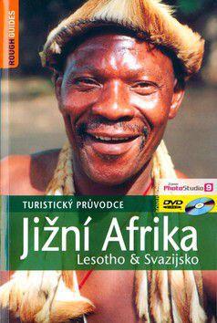 Tony Pinchuck, Donald Reid, Barbara McCrea: Jižní Afrika (bez DVD) (Lesotho a Svazijsko) cena od 327 Kč