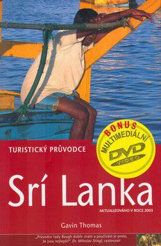 Gavin Thomas: Srí Lanka cena od 0 Kč