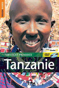 Jens Finke: Tanzánie - Turistický průvodce (bez DVD) cena od 559 Kč