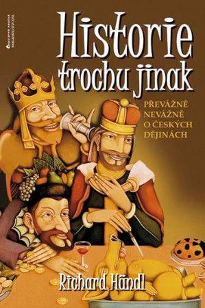 Richard Händl: Historie trochu jinak (E-KNIHA) cena od 213 Kč