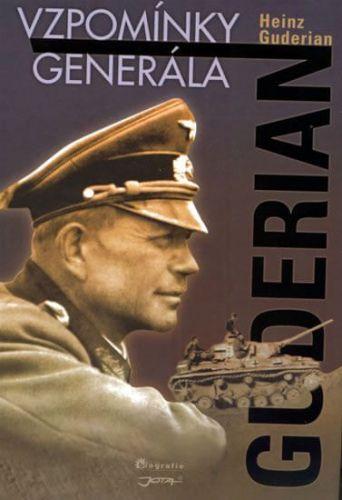 Heinz Guderian: Vzpomínky generála cena od 293 Kč