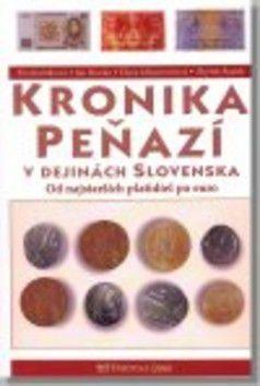 Kronika peňazí na Slovensku cena od 704 Kč