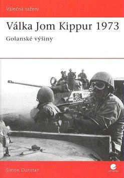 Simon Dunstan: Válka Jom Kippur cena od 75 Kč