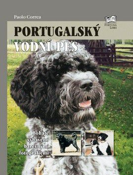 Paolo Correa: Portugalský vodní pes cena od 149 Kč