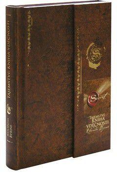 Rhonda Byrne: Tajemství Kniha vděčnosti cena od 299 Kč