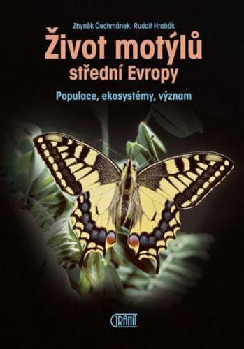 Zbyněk Čechmánek, Rudolf Hrabák: Život motýlů cena od 165 Kč