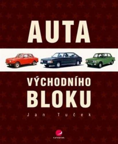 Jan Tuček: Auta východního bloku cena od 477 Kč