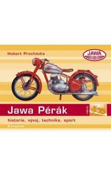 Hubert Procházka: Jawa 250/350 Pérák cena od 278 Kč