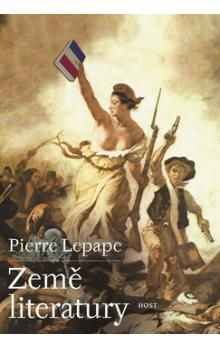 Pierre Lepape: Země literatury cena od 153 Kč