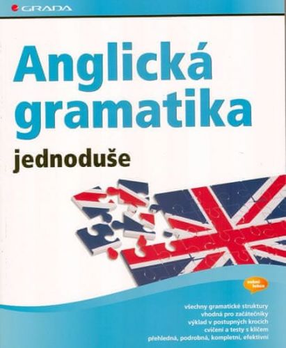 John Stevens: Anglická gramatika jednoduše cena od 231 Kč