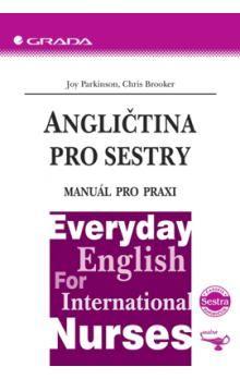 Parkinson J., Brooker Ch.: Angličtina pro sestry cena od 300 Kč