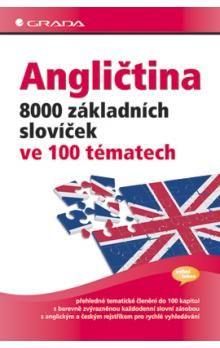 Hofmann H.G., Hofmann M.: Angličtina - 8000 základních slovíček cena od 218 Kč