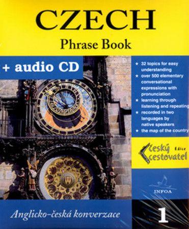 Kolektiv autorů: Czech Phrase Book + CD cena od 161 Kč