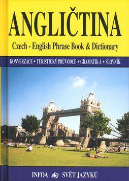 Martina Sobotíková: Angličtina Czech - English Phrase Book & Dictionary cena od 201 Kč