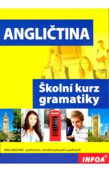 Elzbieta Manko: Angličtina - školní kurz gramatiky cena od 218 Kč