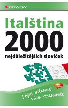 Fulvia Oddo: Italština 2000 nejdůležitějších slovíček cena od 219 Kč