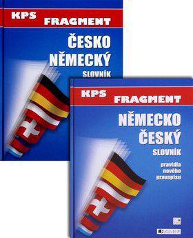 Kolektiv autorů: Komplet 2ks Německo - český slovní Česko - německý slovník cena od 485 Kč