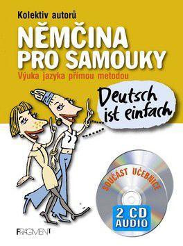 Bendová Veronika, Kettnerová Drahomíra: Němčina pro samouky - 2 CD cena od 272 Kč