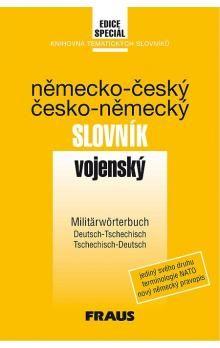 Bušina a kol.: Německo-český, česko-německý slovník vojenský cena od 230 Kč