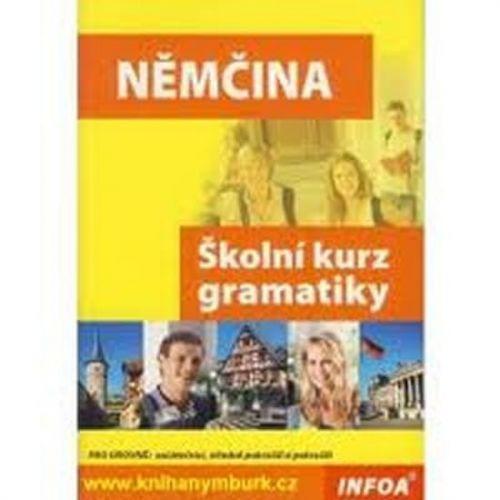 Tecza Melinda a Zygmunt: Němčina - školní kurz gramatiky cena od 218 Kč