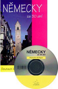 Jaroslava Koubková: Německy za 30 dní + CD cena od 216 Kč