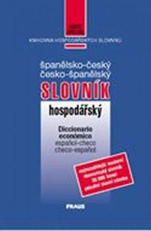 španělsko-český česko-španělský slovník hospodářský cena od 710 Kč
