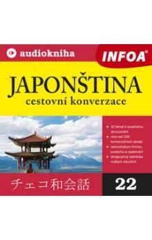 Kolektiv autorů: Japonština cestovní konverzace + audio CD cena od 349 Kč