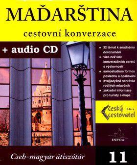 Maďarština cestovní konverzace + audio CD cena od 178 Kč
