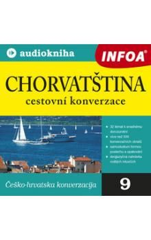 Kolektiv autorů: Chorvatština cestovní konverzace + audio CD cena od 155 Kč