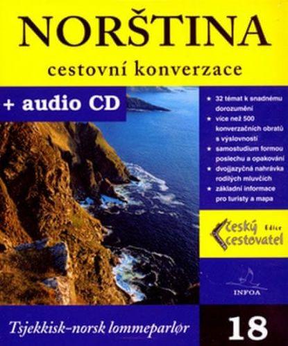 Kolektiv autorů: Norština cestovní konverzace + CD cena od 161 Kč