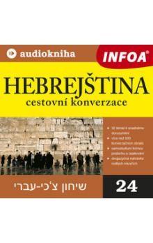 Kolektiv autorů: Hebrejština cestovní konverzace + CD cena od 155 Kč