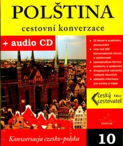 Kolektiv autorů: Polština cestovní konverzace + CD cena od 156 Kč