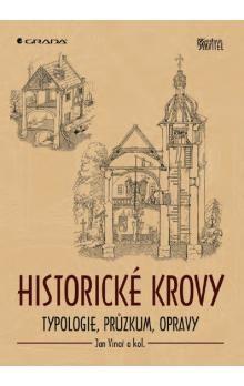 Jan Vinař: Historické krovy cena od 407 Kč