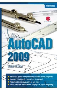Detlef Ridder: AutoCAD 2009 cena od 135 Kč
