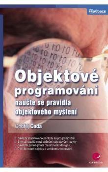Ondřej Čada: Objektové programování cena od 271 Kč